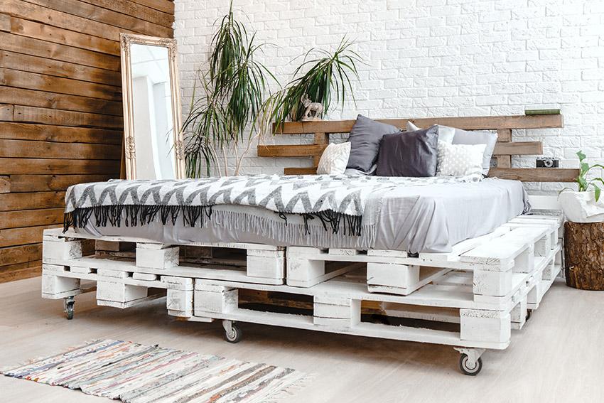 Einfach und praktisch: Möbel aus Paletten bauen - Wohnfühlen